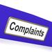Lawyer complaint