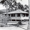 The government teacher's residence on Mabuiag Island (date unknown)