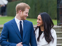 Their Royal Highnesses The Duke and Duchess of Sussex