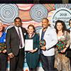 2018 Queensland Reconciliation Awards Partnership winner.