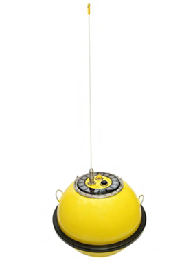 A 0.9 metre directional wave monitoring buoy