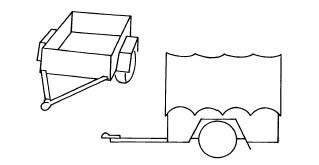 Box trailer