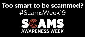 Scams Awareness Week 2019