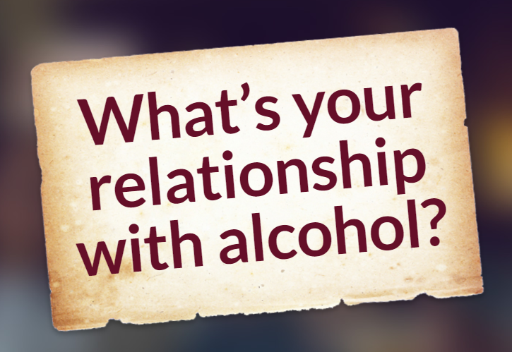 What's your relationship with alcohol?
