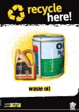 Imagery: waste oil