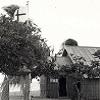 Building on Boigu beach (date unknown)