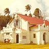 Church on Erub Island, June 1971