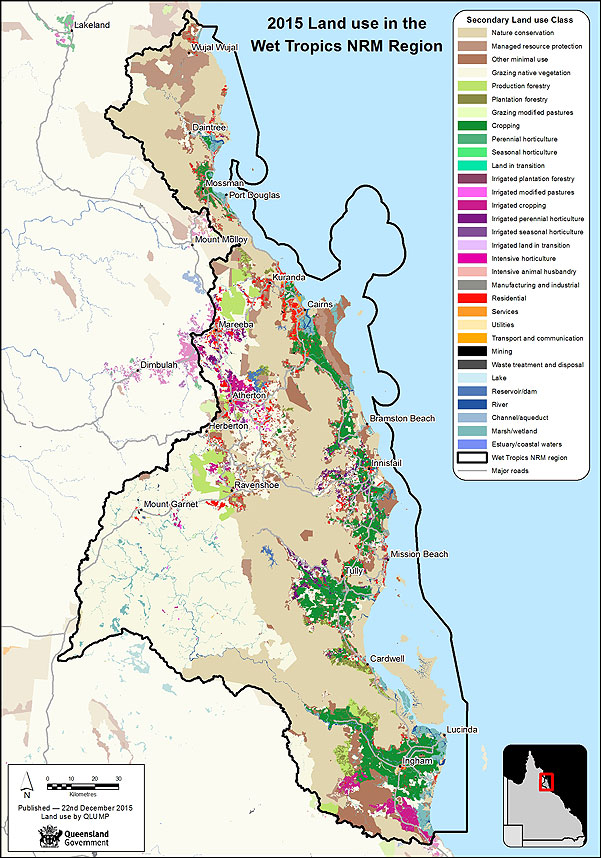 Map Queensland.Datasets Environment Land And Water Queensland Government