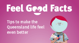 Feel good facts feature banner