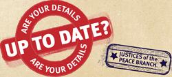 Update your JP or C.dec details