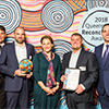 2018 Queensland Reconciliation Awards Business winner.