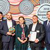 2018 Queensland Reconciliation Awards Business winner.
