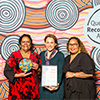 2018 Queensland Reconciliation Awards Community winner.