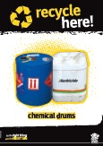 Imagery: chemcial drums