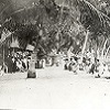 Badu Island's Cobba Cobba Dancers perform during a visit from the Home Secretary in 1913