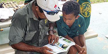 Indigenous Land and Sea Ranger program   Environment, land