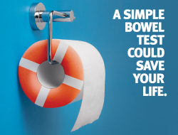 A simple bowel test could save your life