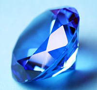 The sapphire gemstone is Queensland's offical state gem.