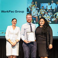 2017 Queensland Reconciliation Awards—Business award highly commended—WorkPac Group