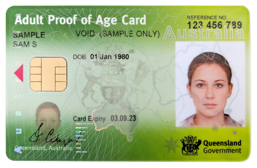 drivers license points check qld