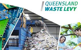 Queensland waste levy