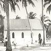 The London Missionary Society church on Moa Island, 1934