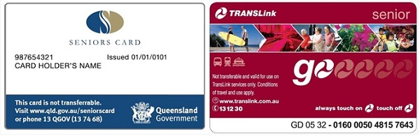 Using Your Seniors Card Seniors Queensland Government