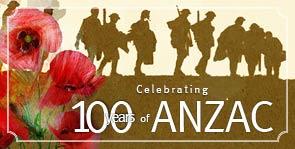 ANZAC Commerative Certificates