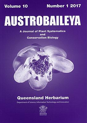 Austrobaileya Journal