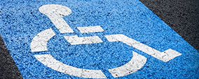 Disability Parking – Queensland's new legally blind eligibility criteria and fine increase