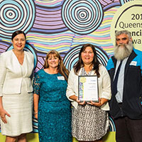 2017 Queensland Reconciliation Awards—Education award finalist—Mabel Park State High School for The Miracles of Mabel