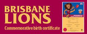 Brisbane Lions aside