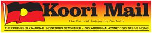 Koori Mail logo