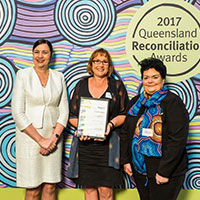 2017 Queensland Reconciliation Awards—Education award finalist—Tamborine Mountain State School for Jingeri Jingeri Project