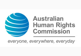 Australian Human Rights Commission logo.