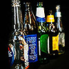 Eligible container: Beer/ale/stout/wine cooler/ready to drink alcoholic beverages - bottles and cans between 150ml and 3L
