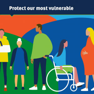 Protect our most vulnerable
