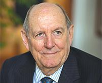 Queensland great George Chapman AO