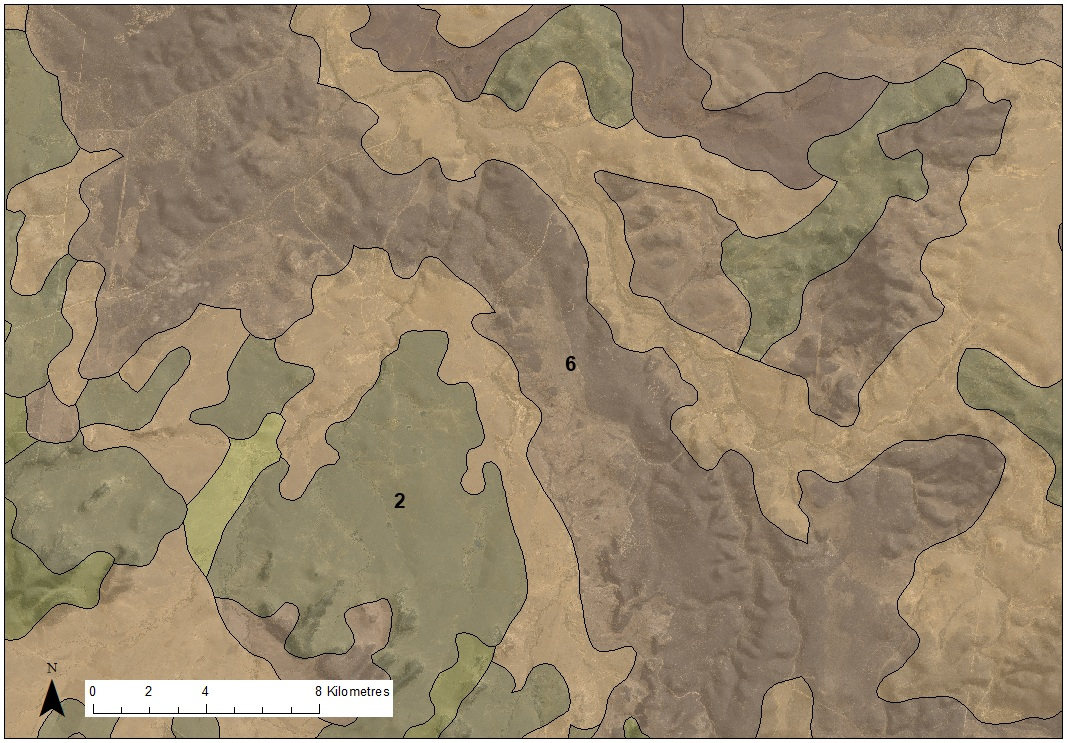 Soil survey types environment land and water for Types of soil resources