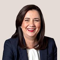 Annastacia Palaszczuk MP